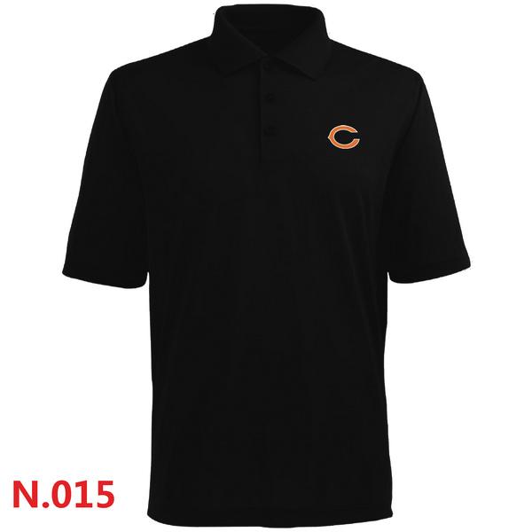 Nike Chicago Bears 2014 Players Performance Polo Black