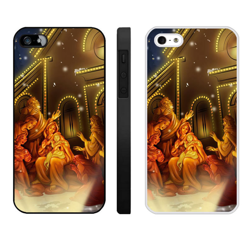 Merry Christmas Iphone 4 4S Phone Cases (15)