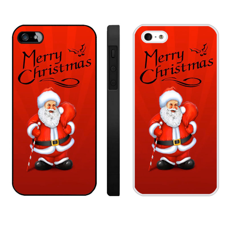 Merry Christmas Iphone 4 4S Phone Cases
