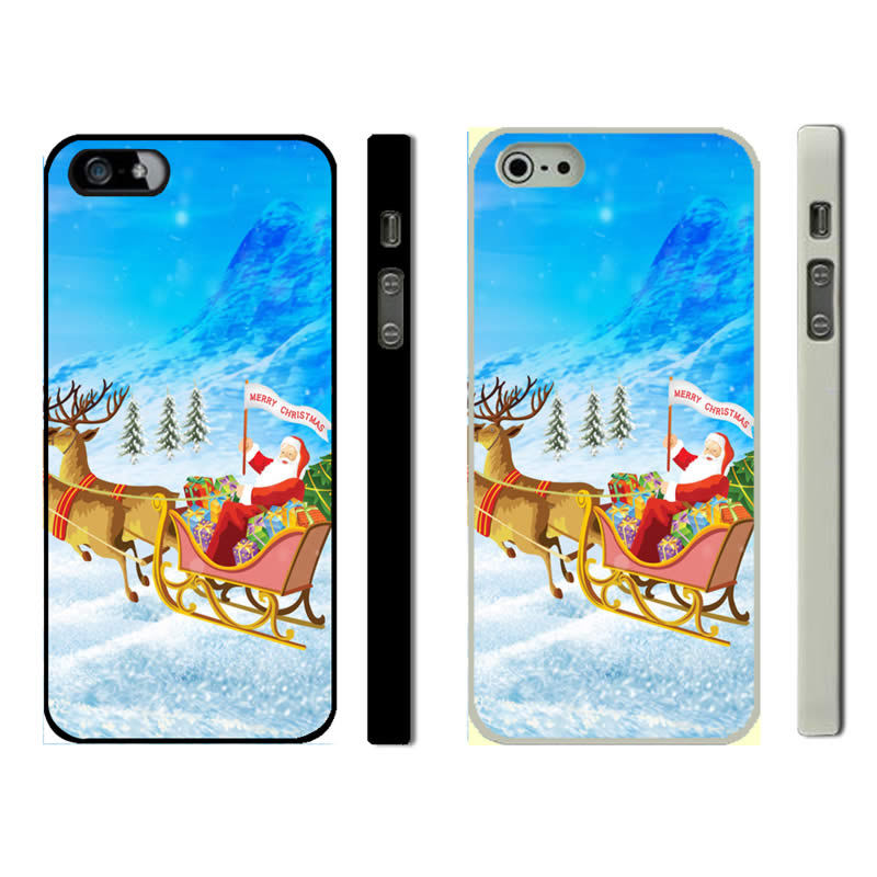 Merry Christmas Iphone 5S Phone Cases (14)