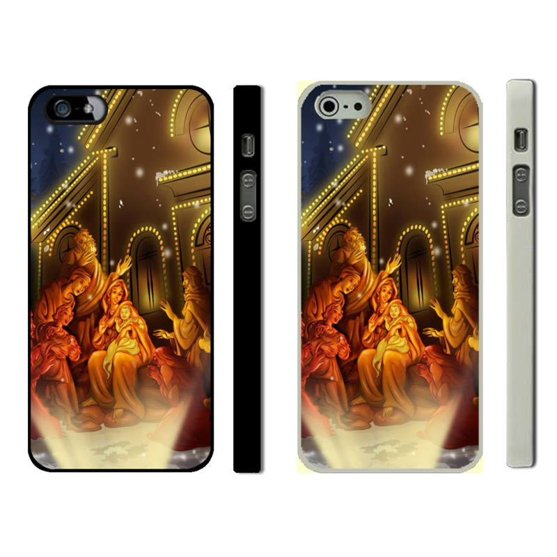 Merry Christmas Iphone 5S Phone Cases (19)