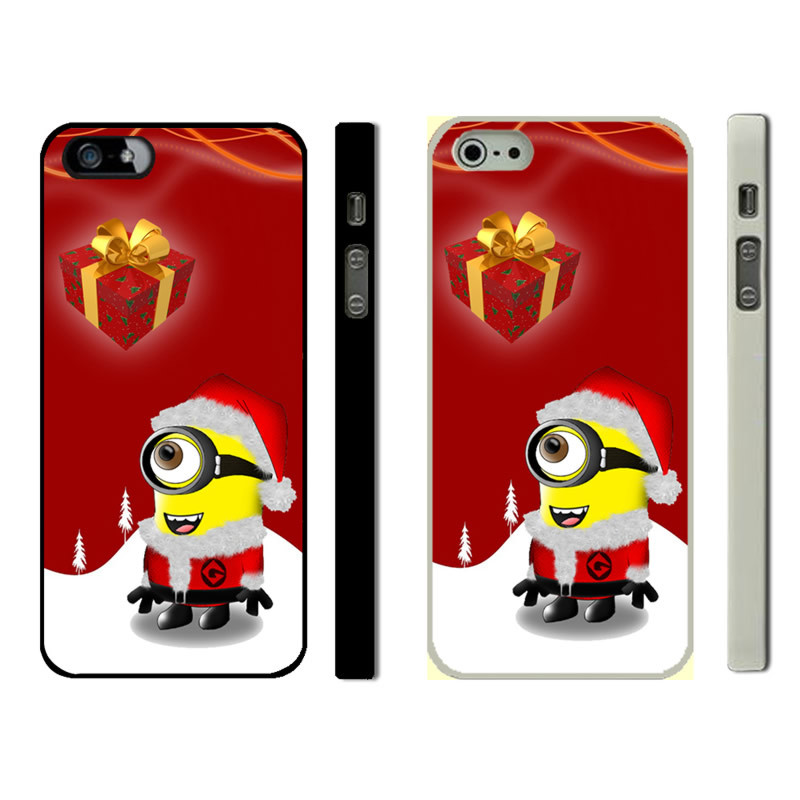 Merry Christmas Iphone 5S Phone Cases