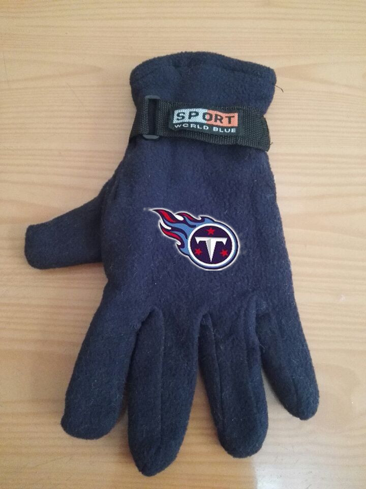 Titans Winter Velvet Warm Sports Gloves4