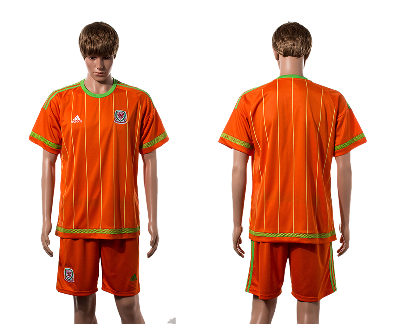 2015-16 Wales Home Jersey