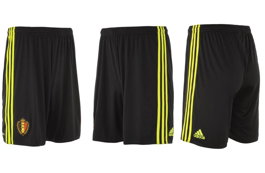 Belgium Home Euro 2016 Shorts