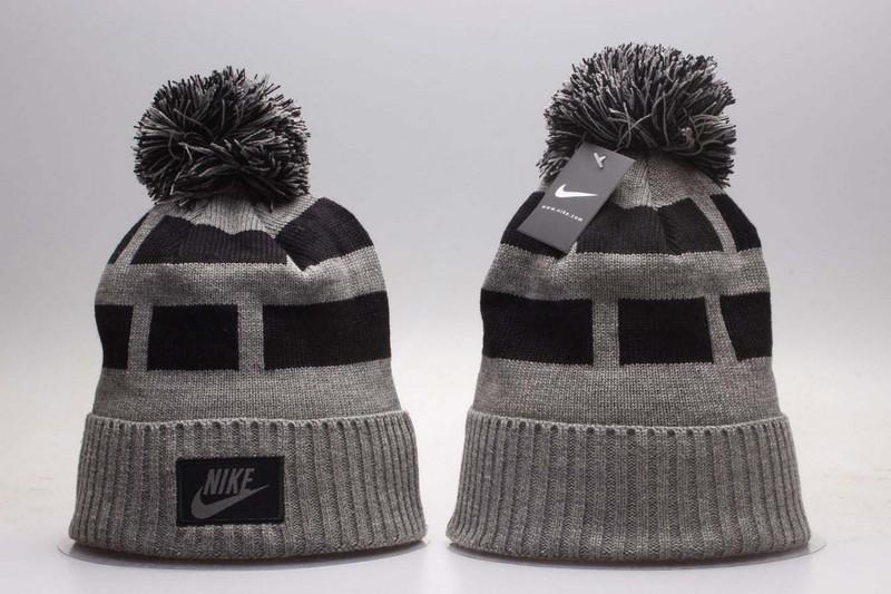 Nike Grey Knit Hat YP