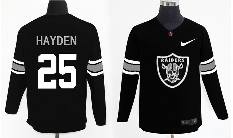 Nike Raiders 25 D.D. Hayden Knit Sweater