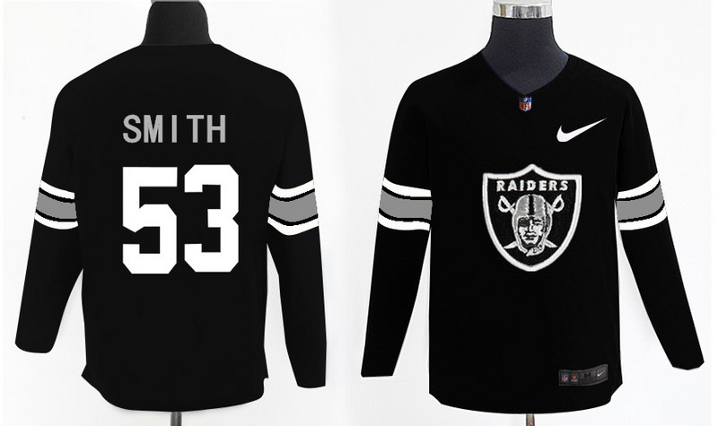 Nike Raiders 53 Malcolm Smith Knit Sweater