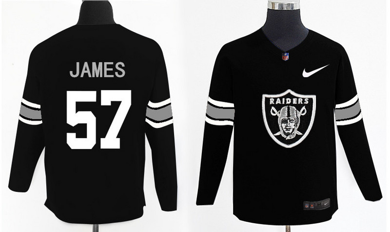 Nike Raiders 57 Cory James Knit Sweater