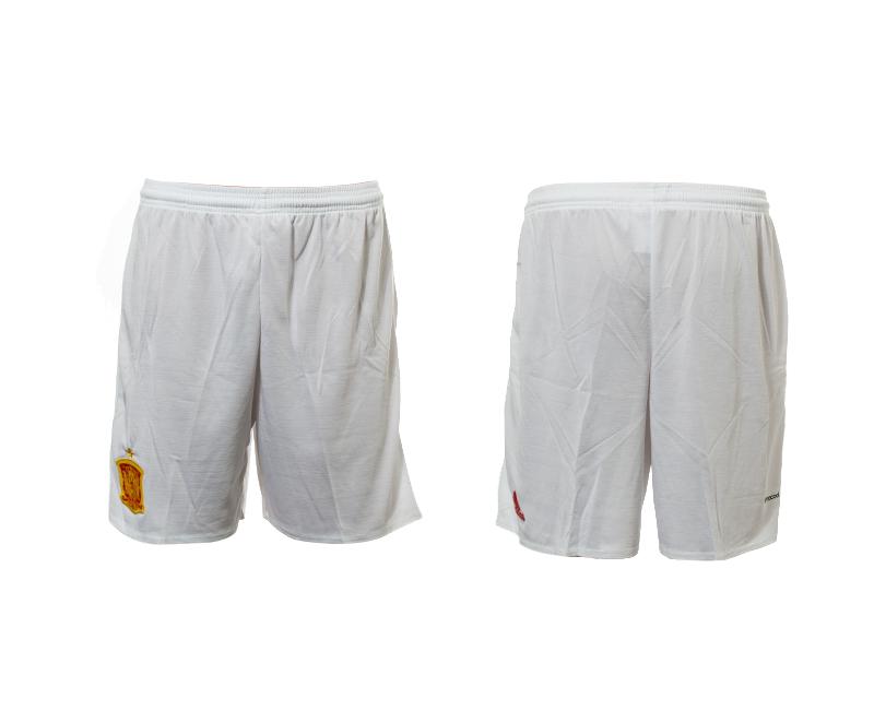 Spain Away Euro 2016 Shorts