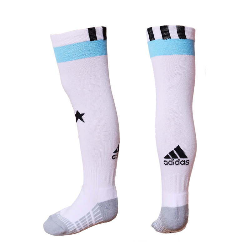 2016-17 Argentina Home Youth Soccer Socks