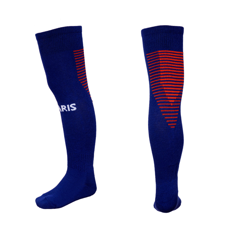 2016-17 Paris Saint-Germain Home Youth Soccer Socks