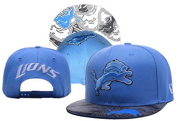 Lions Fresh Logo Blue Adjustable Hat XDF
