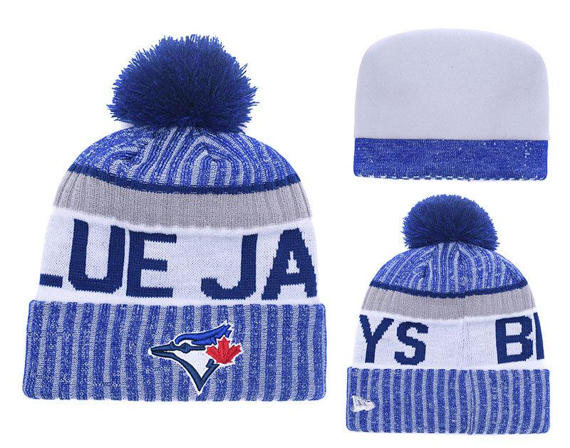 Blue Jays Team Logo Knit Hat YD
