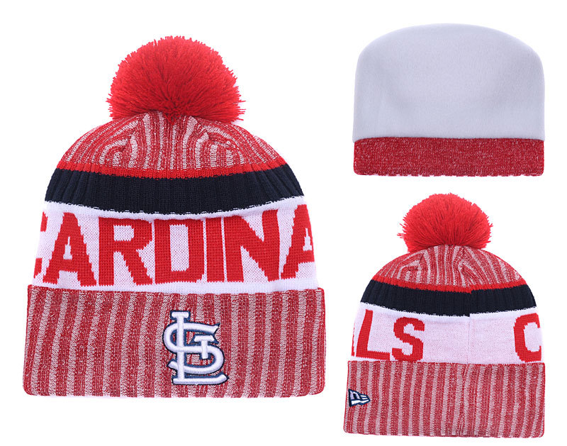 SL Cardinals Team Logo Knit Hat YD