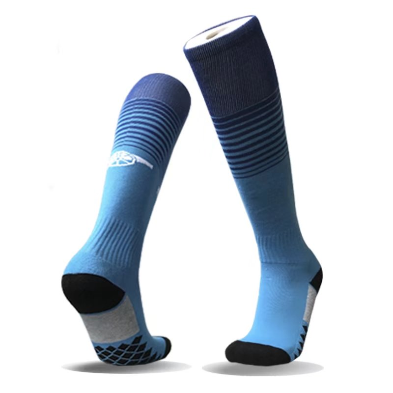 2017-18 Arsenal Away Youth Soccer Socks