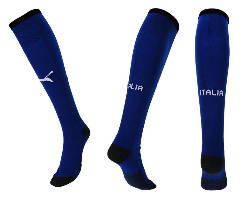 Italy Home 2018 FIFA World Cup Soccer Socks