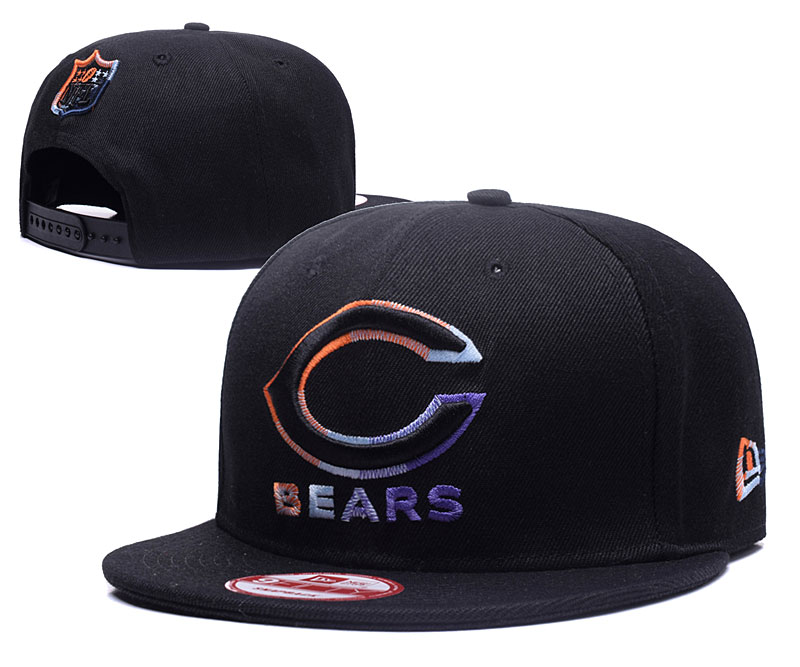 Packers Cool Logo All Black Adjustable Hat YS