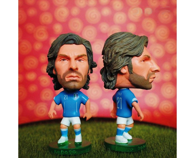 Italy 21 PIRLO Soccer Figures