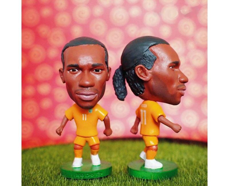 Ivory Coast 11 DROGBA Soccer Figures