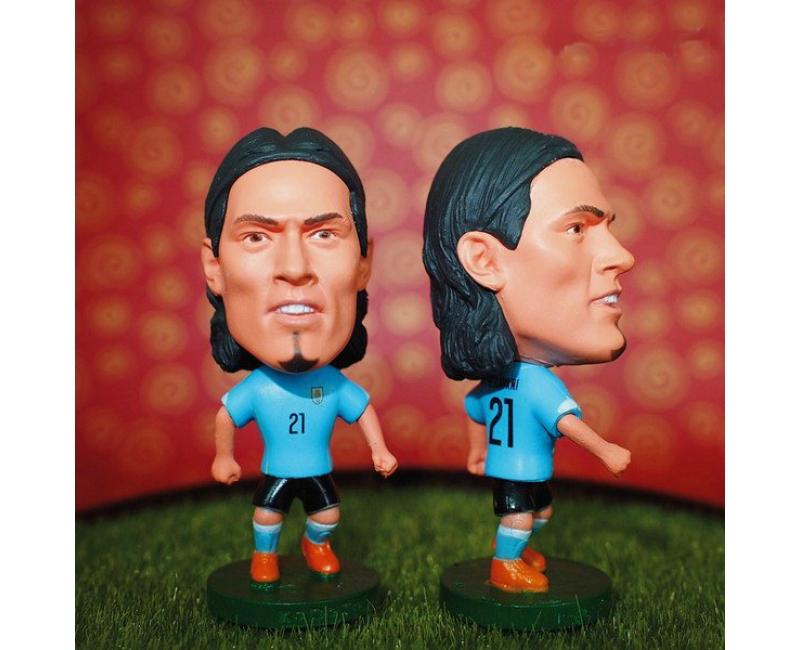 Uruguay 21 CAVANI Soccer Figures