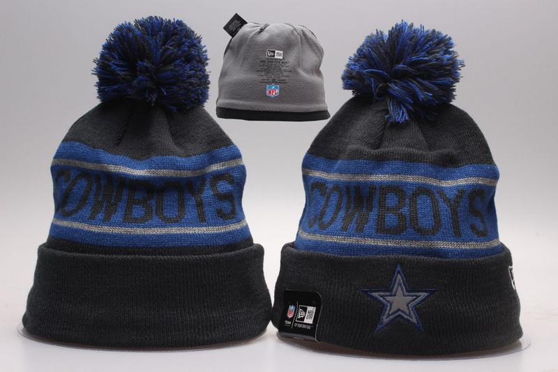 Cowboys Fashion Knit Hat YP4