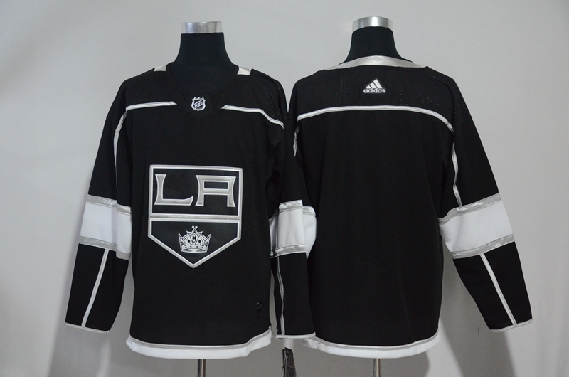 Kings Blank Black Adidas Jersey