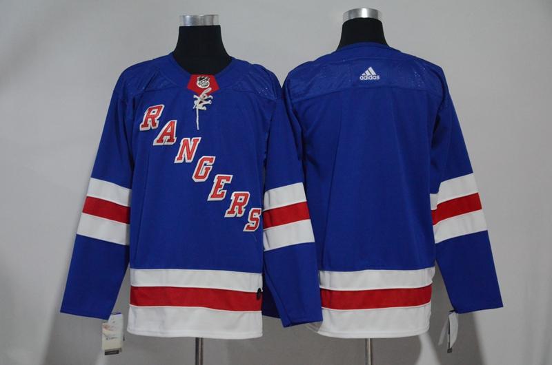 Rangers Blank Blue Adidas Jersey