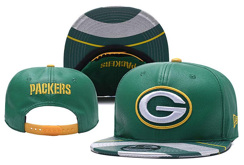 Packers Team Logo Green Adjustable Hat YD