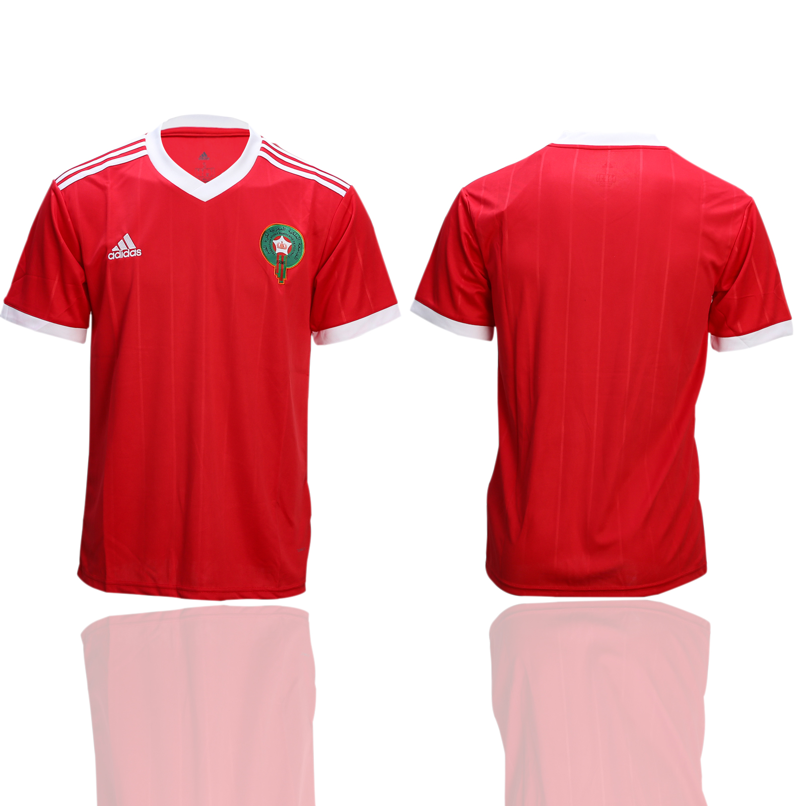 Morocco Home 2018 FIFA World Cup Thailand Soccer Jersey