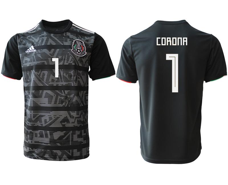 2019-20 Mexico 1 CORONA Away Thailand Soccer Jersey