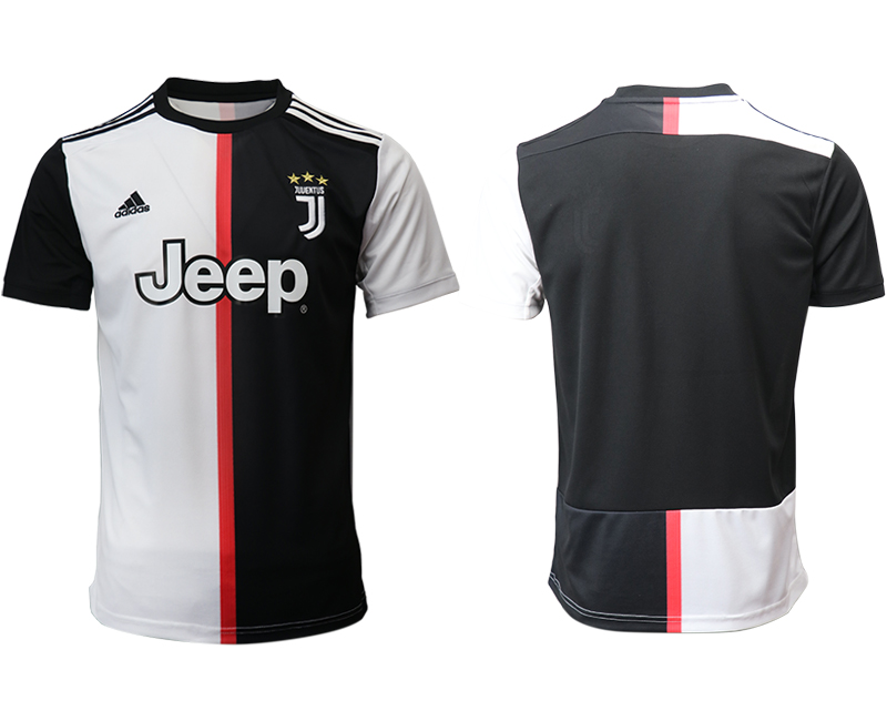 2019-20 Juventus Home Thailand Soccer Jersey