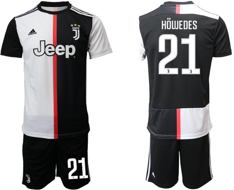 2019-20 Juventus FC 21 HOWEDES Home Soccer Jersey