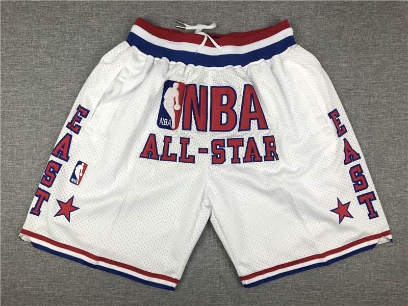 1988 All Star White Just Don Shorts