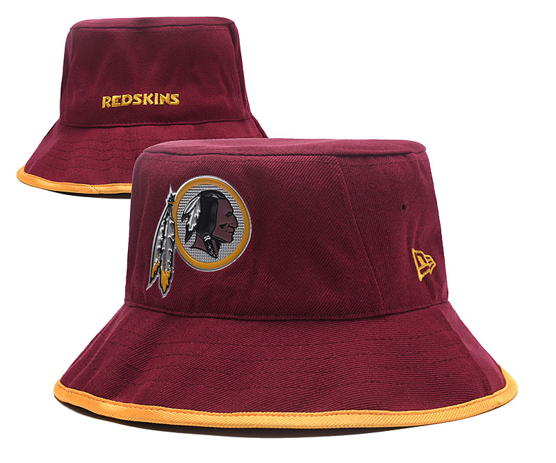 Redskins Team Red Wide Brim Hat YD