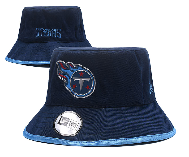 Titans Team Navy Wide Brim Hat YD