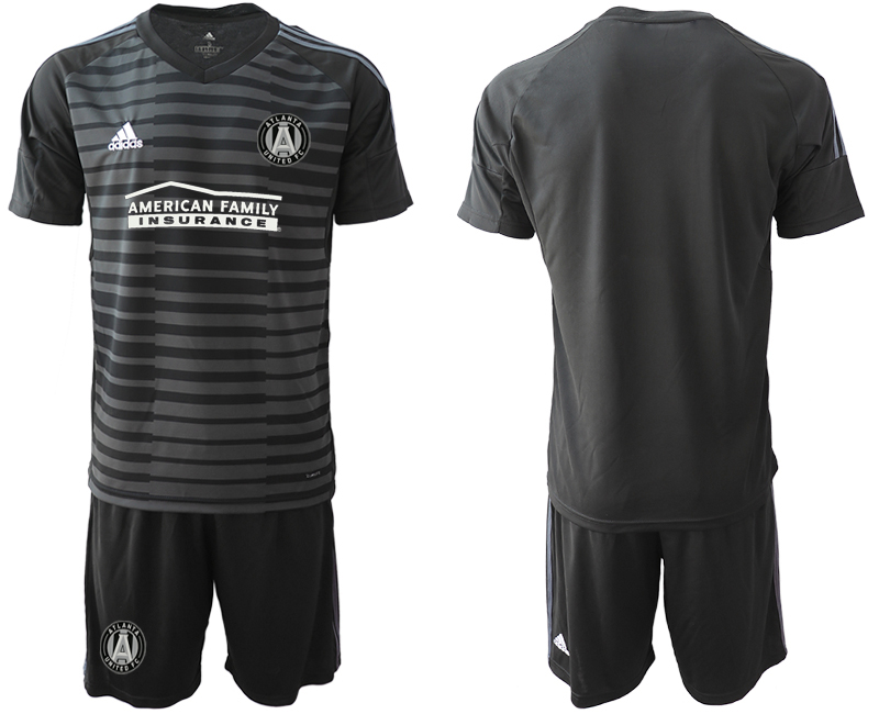 2019-20 Atlanta United FC Black Goalkeeper Soccer Jersey