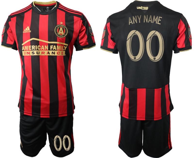 2019-20 Atlanta United FC Customized Home Soccer Jersey