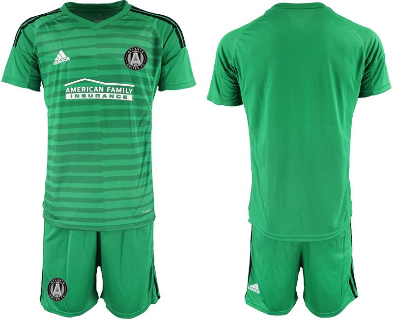 2019-20 Atlanta United FC Green Goalkeeper Soccer Jersey