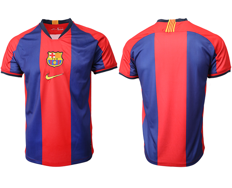 2019-20 Barcelona Home Thailand Soccer Jersey