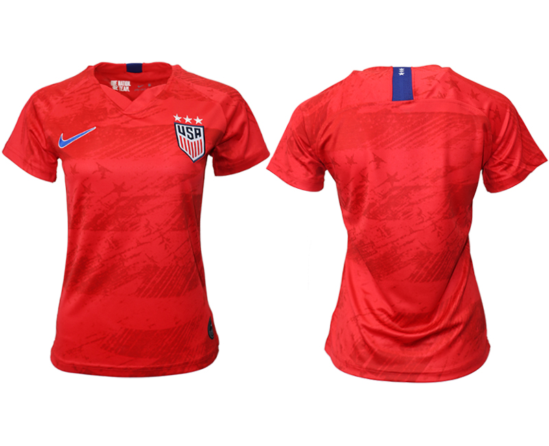 2019-20 America Away Women Soccer Jersey