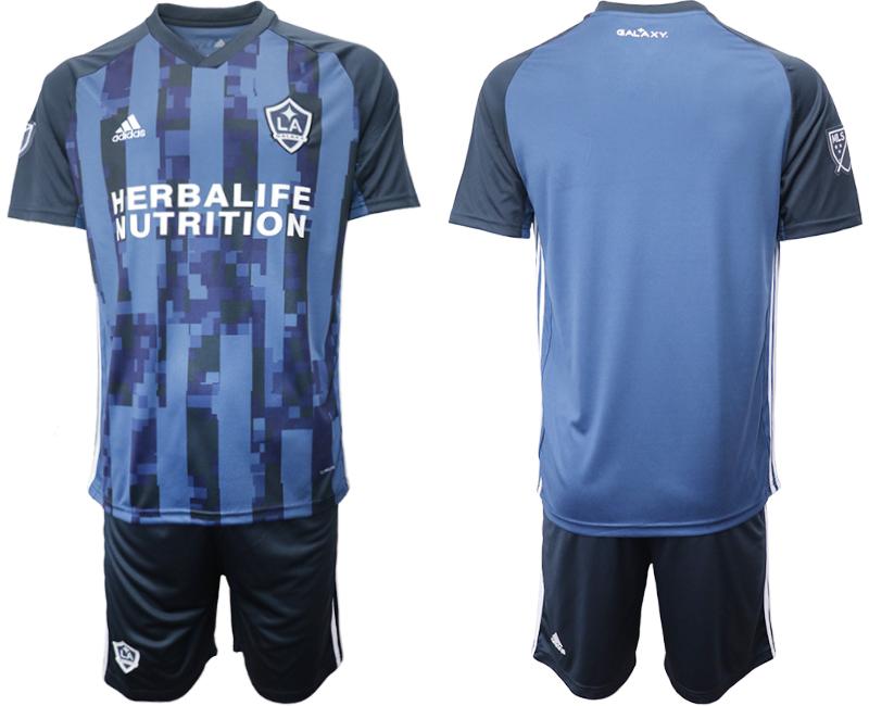 2019-20 Los Angeles Galaxy Away Soccer Jersey