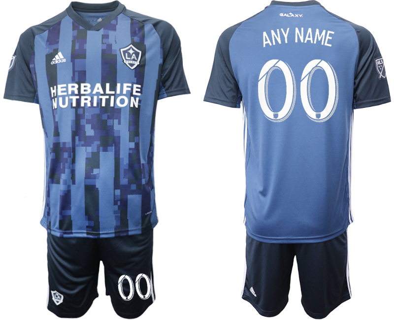2019-20 Los Angeles Galaxy Customized Away Soccer Jersey