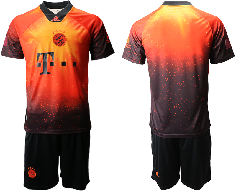2018-19 Bayern Munich FIFA Digital Kit Soccer Jersey