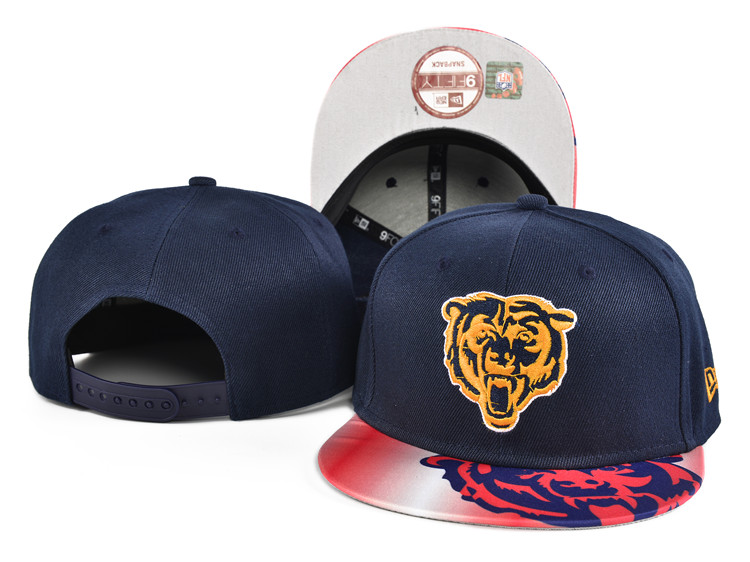 Bears Fresh Logo Navy Adjustable Hat SF