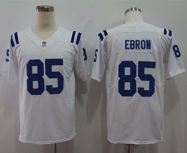 Nike Colts 85 Eric Ebron White Vapor Untouchable Limited Jersey
