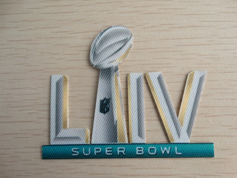 2020 Super Bowl LIV Patch