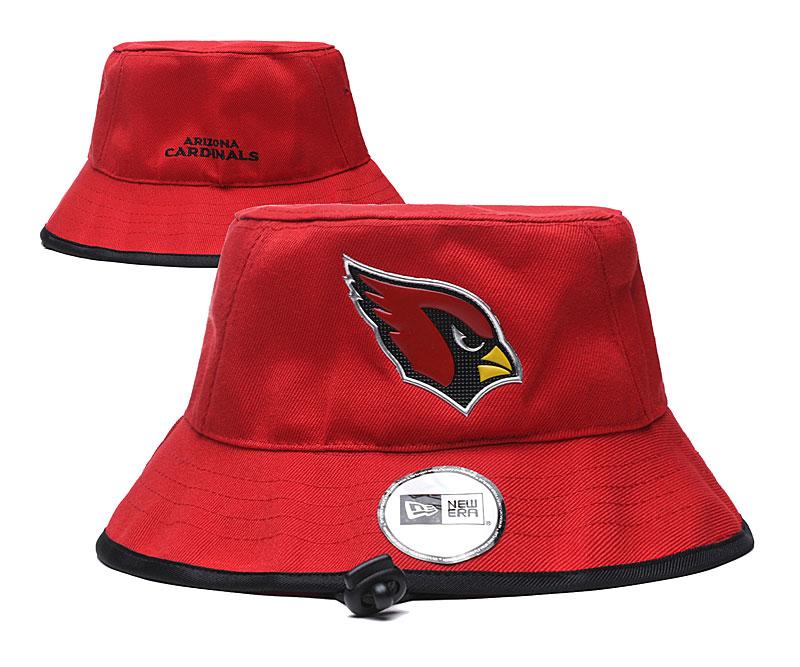 Cardinals Team Logo Red Wide Brim Hat YD