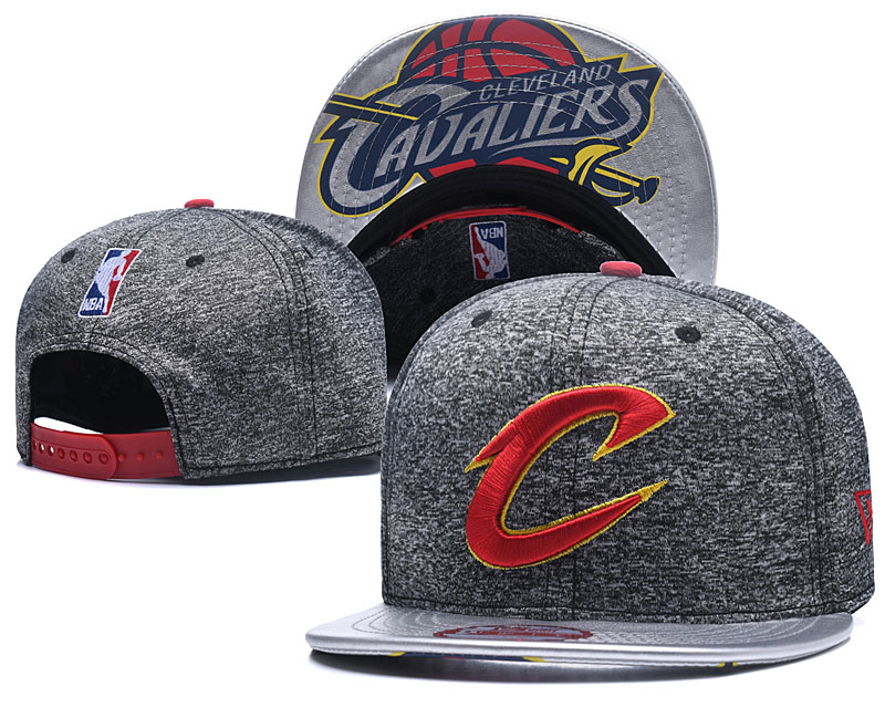Cavaliers Fresh Logo Gray Adjustable Hat TX