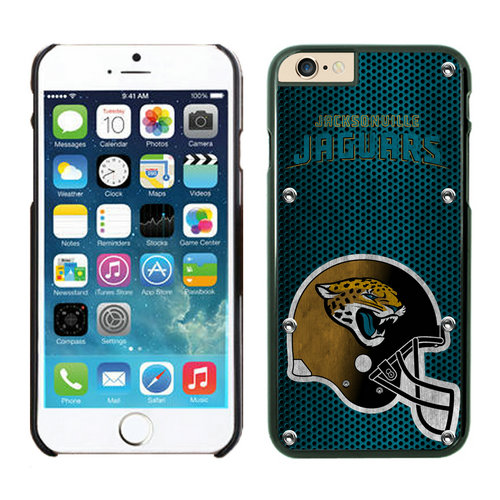Jacksonville Jaguars iPhone 6 Plus Cases Black5
